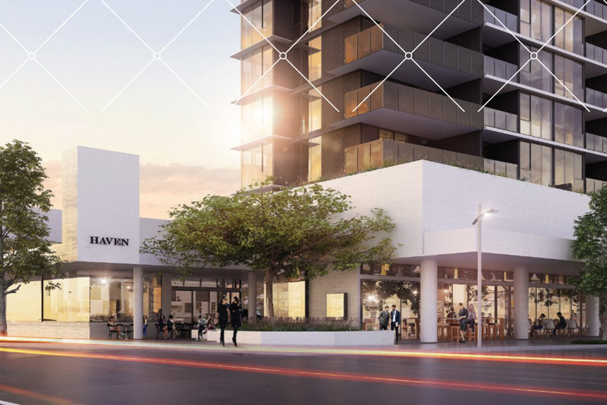 Haven, Gasworks Newstead commercial retail for lease