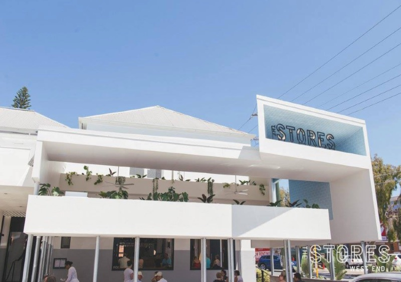 The Stores, West End - commercial retail for lease