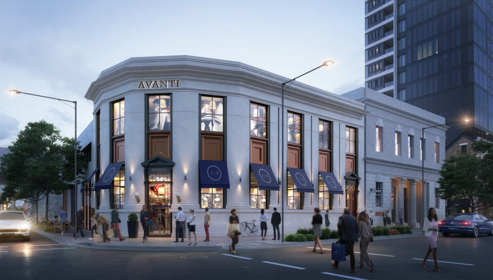 South Brisbane commercial retail for lease
