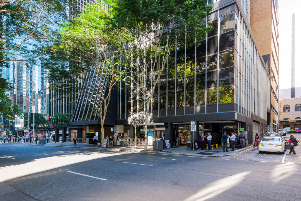 Creek Street commercial retail for lease Brisbane City - Brisbane property real estate agency