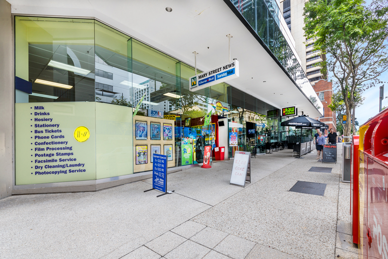 Edward Street, Brisbane City commercial retail for lease