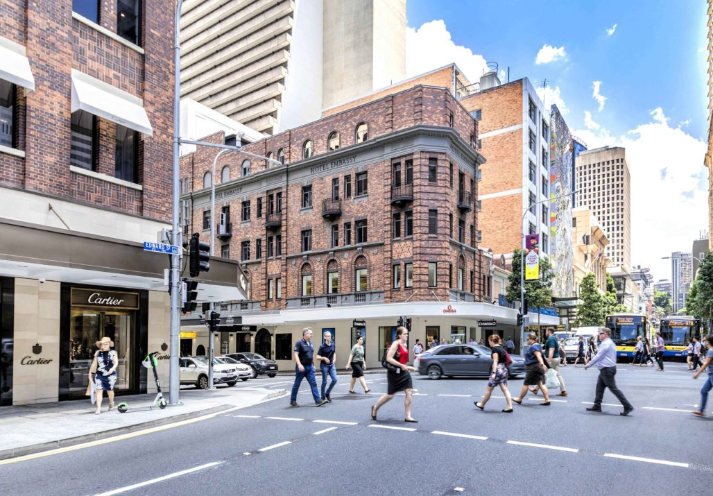 Commercial retail for lease Brisbane City - Brisbane property Chesters Real Estate agency