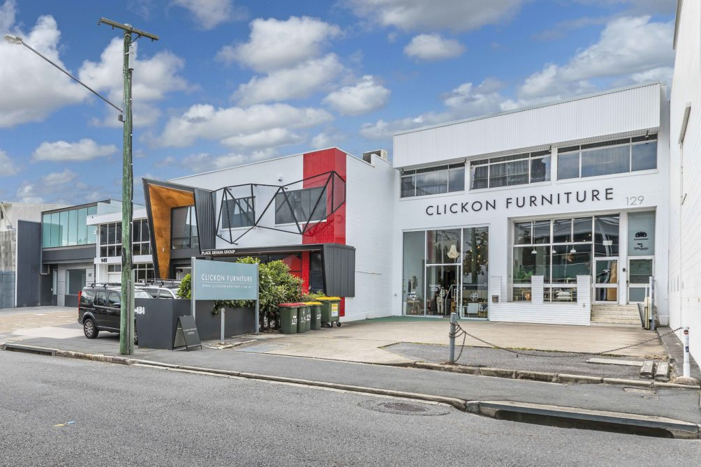 Robertson Street, Fortitude Valley commercial property for sale - James Street Precinct