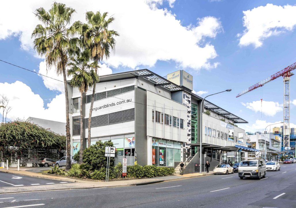 Commercial retail for lease Fortitude Valley - Brisbane property Chesters Real Estate agency