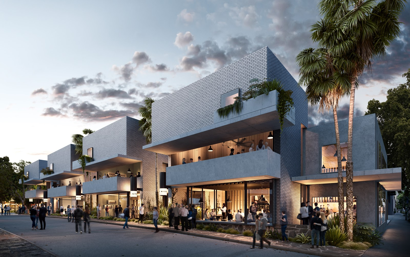 Commercial retail for lease James Street, Fortitude Valley