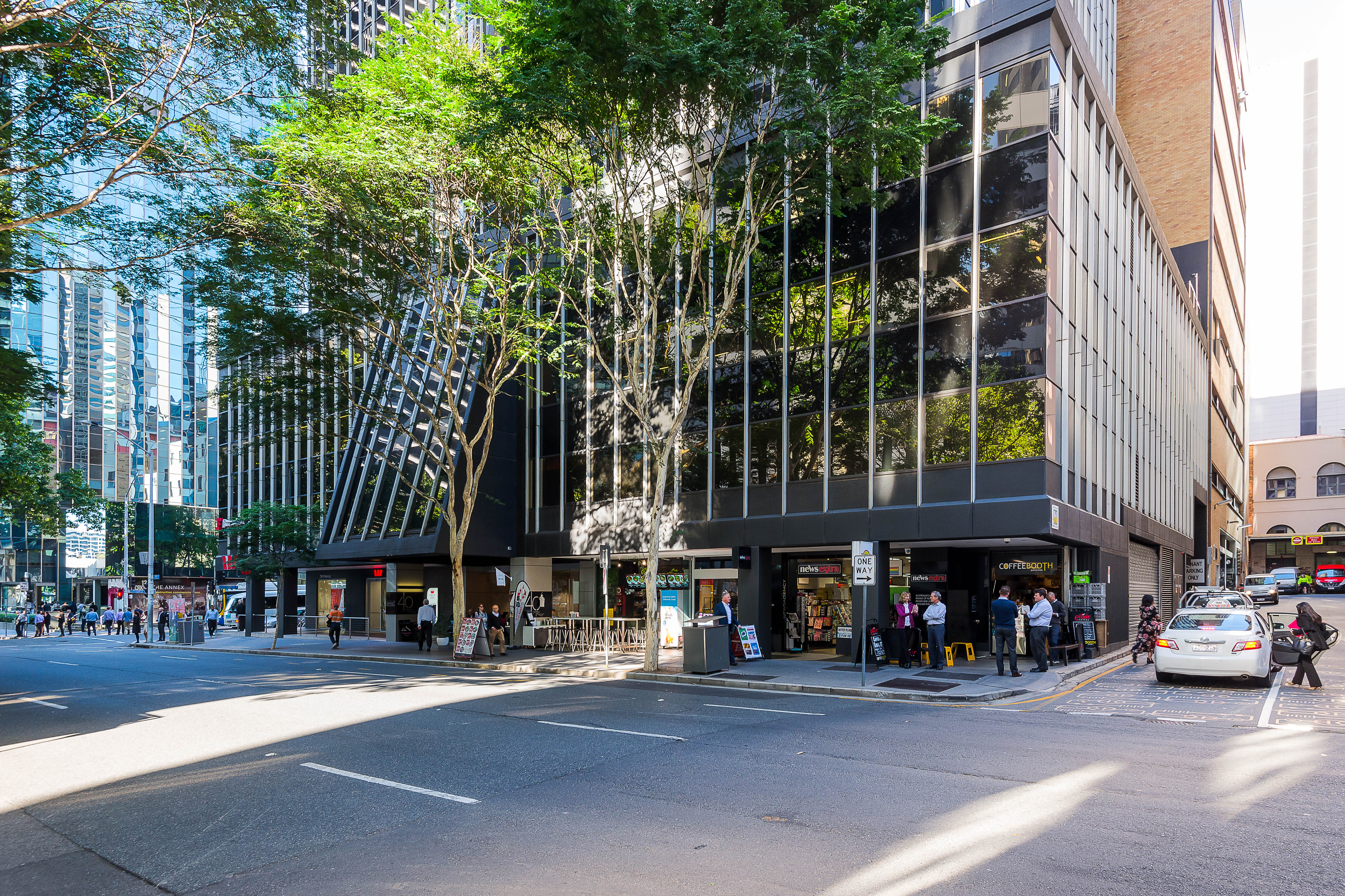 Commercial retail for lease Brisbane City - Brisbane property real estate agency