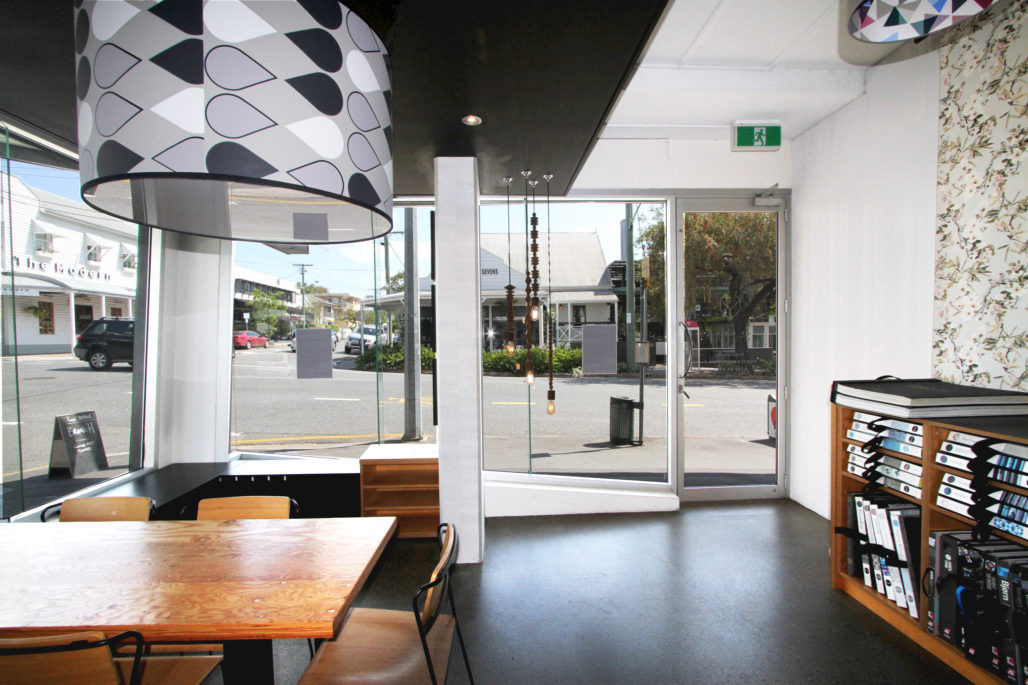 60 James Street commercial retail tenancies in James Street, Fortitude Valley - Brisbane property real estate agency